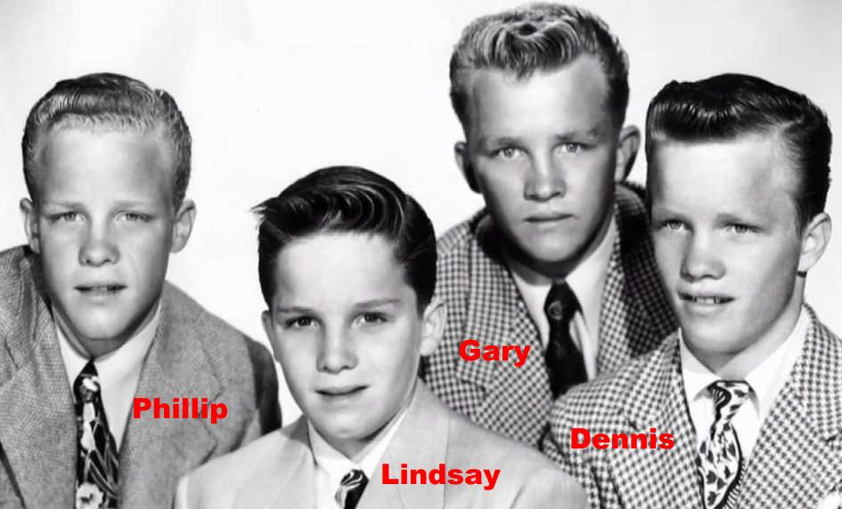 Bing crosby sons bing crosby s two families steven lewis bing