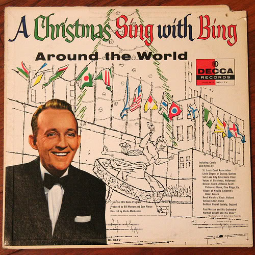 a program of christmas music from around the world hosted by bing the first tune is joy to the world